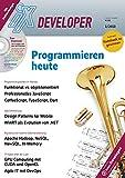 Programmieren heute 2013 (iX Developer): Programmiersprachen im Wandel, App-Entwicklung, Big Data und moderne Datenverarbeitung, IT-Hypes unter der Lupe
