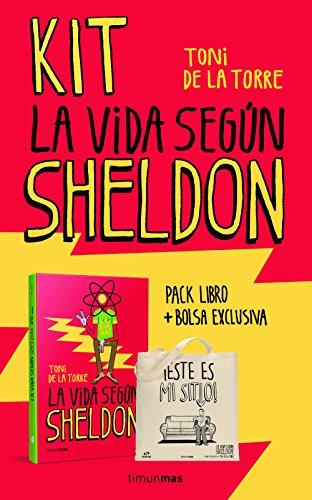 Kit La vida según Sheldon (No Ficción Timunmas)