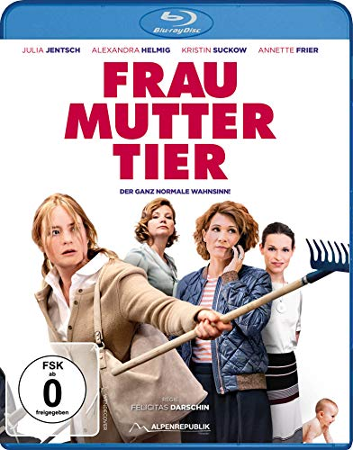 Frau Mutter Tier [Blu-ray]