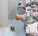JXY Bürste für Reinigung des Spülbecken reinigen der Bürste des Zahnbürste Unblocker Cleaner Instrumente für Küche (Farbe zufällig)