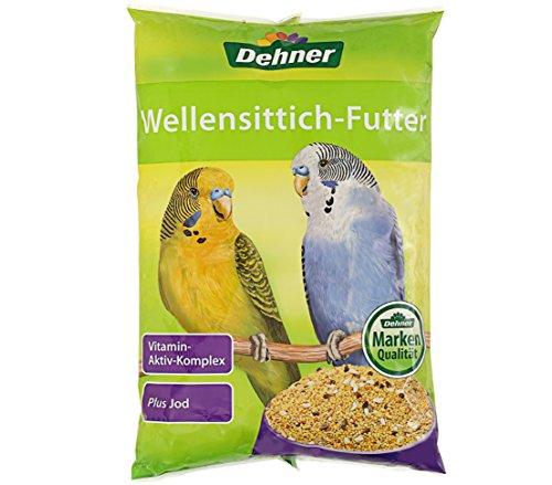 Dehner Wellensittichfutter, 5 kg