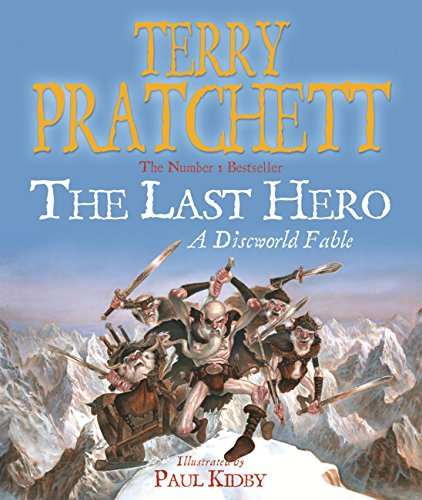 The Last Hero (English Edition)