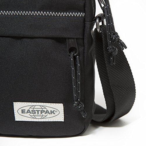 Eastpak - The One - Sac à épaule - Black Stitched
