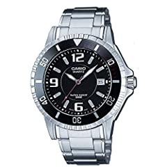 Idea Regalo - Orologio da Uomo Casio Collection MTD-1053D-1AVES
