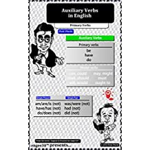 Auxiliary Verbs in English: Primary Verbs (English in Pictures by engee30™) (English Edition)