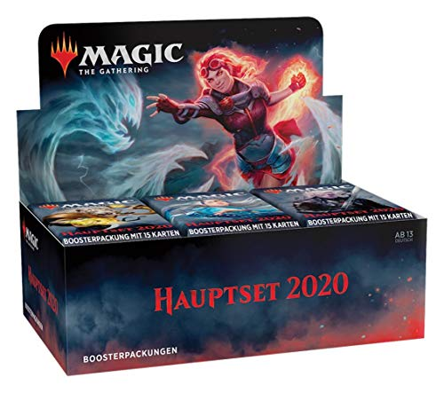 Magic The Gathering - Hauptset 2020 M20