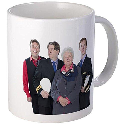 CafePress Einzigartige Tasse Kabine Druck Tasse–S Weiß, keramik, Weiß, Größe S (Kabine Drucke)