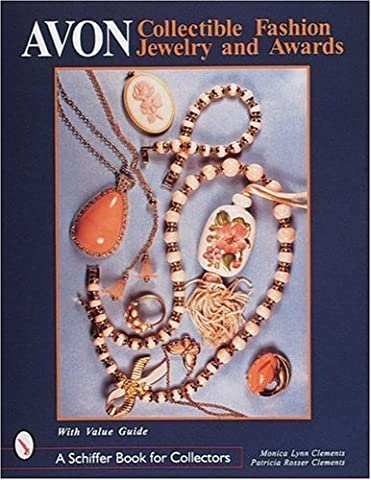 Avon Collectible Fashion Jewelry & Awards (Schiffer Book for Collectors) by Monica Lynn Clements (1998-06-01)
