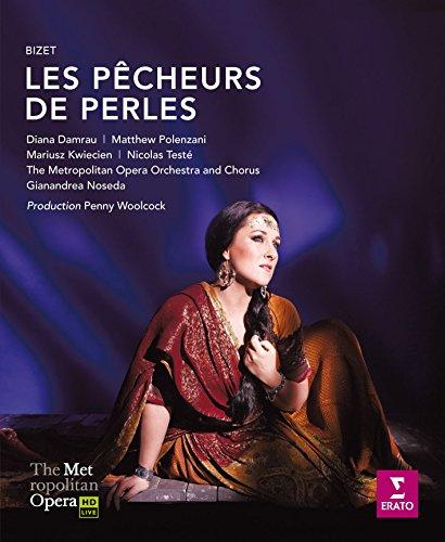 Bizet - Les Pecheurs de Perles (Die Perlenfischer) [Blu-ray]