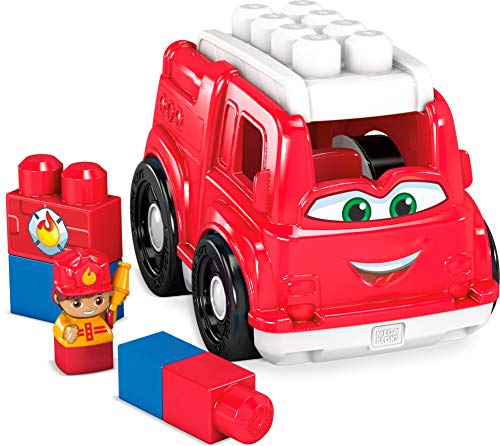 Mega Bloks Camión de Bomberos