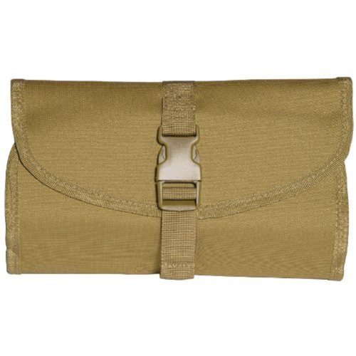 Mil-Tec British Army Trousse de toilette Coyote