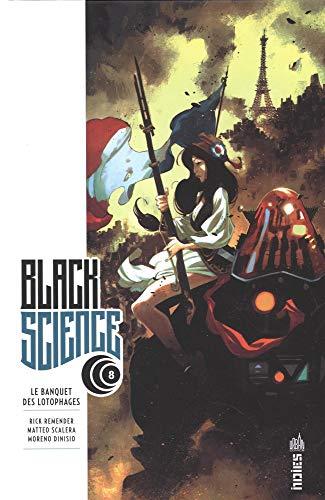 Black science (8) : Le banquet des lotophages