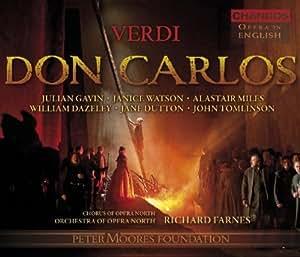 Verdi: Don Carlos (Opera in English)
