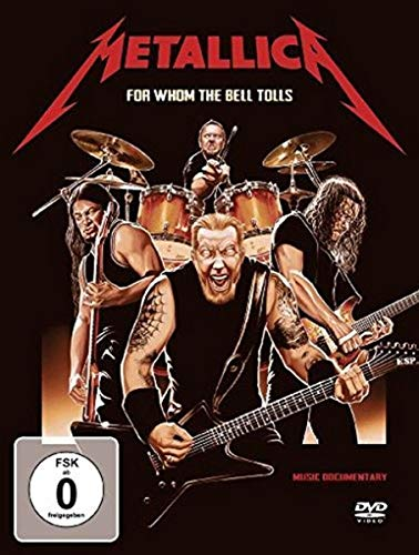 Metallica - For Whom The Bell Tolls [2 DVDs]