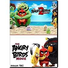 Angry Birds Movie 1&2. The (2 Dvd) [Edizione: Regno Unito]