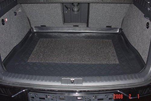 Preisvergleich Produktbild OPPL 80008773 Kofferraumwanne mit Antirutsch Schicht, Schwarz