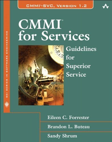 CMMI for Services: Guidelines for Superior Service (SEI Series in Software Engineering) (English Edition)