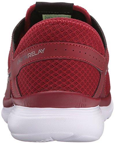 Saucony Men's Kineta Relay Men's Footwear Rosso
