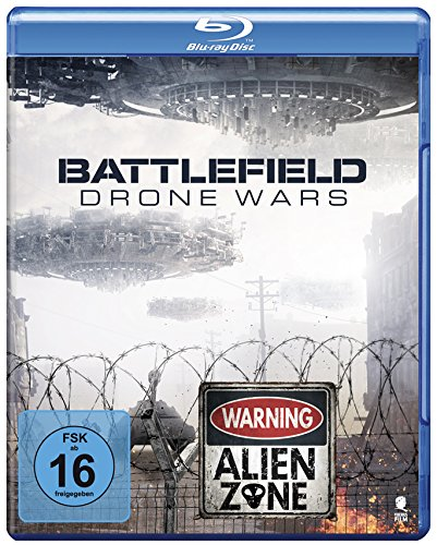 Battlefield: Drone Wars [Blu-ray]