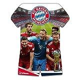 FC Bayern München Trikotkalender Kalender + gratis Aufkleber forever München, 23614
