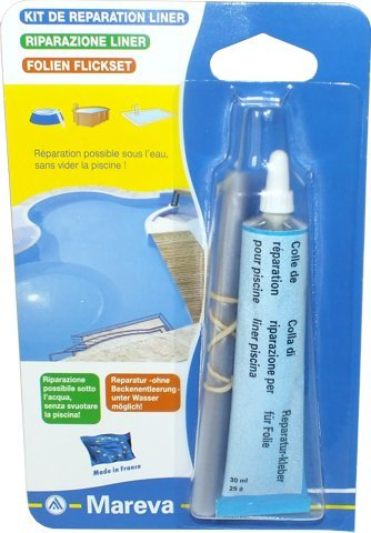 well2wellnes® Pool Folien-Flickset / Folienreparaturset