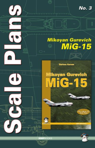 Scale Plans MiG-15