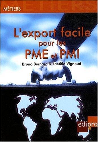 L'export facile pour les PME et PMI
