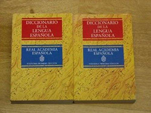 Diccionario de la lengua espanola. : Tomo 2