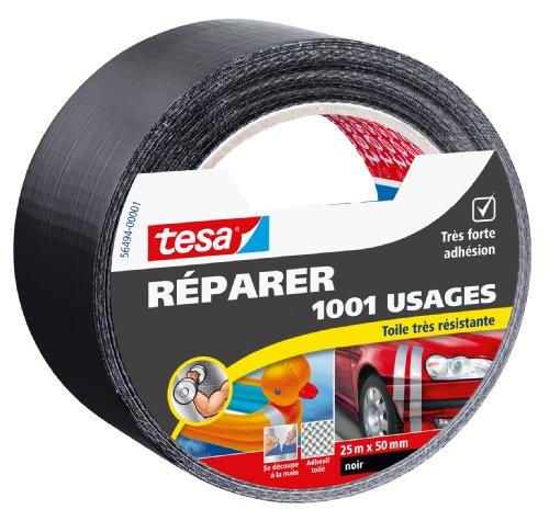 Tesa 56494-00001-00 Réparer 1001 Usages Toile Très Résistante...