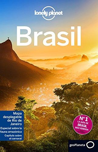 Portada del libro Brasil 6 (Guías de País Lonely Planet)