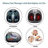 MARNUR Fußmassagegerät Elektrisch mit Wärmefu...Vergleich