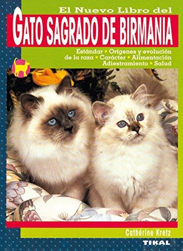 Descargar Libro Gato Sagrado De Birmania de Cathérine Kretz