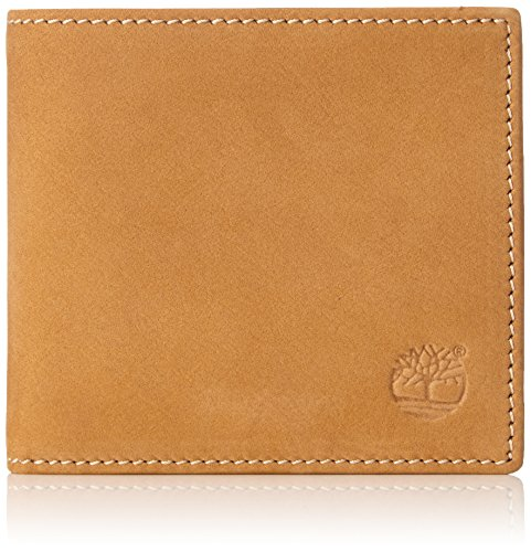 timberland-billfold-coin-tan-one-size