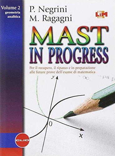 Mast in progress. Con espansione online. Per le Scuole superiori: 2
