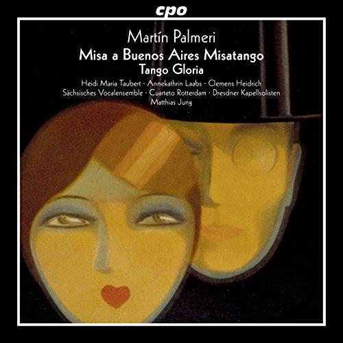 Palmeri:Missa A Buenos Aires Misatango [Cpo: 555092-2]