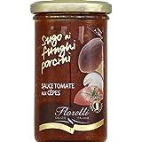 Florelli - Florelli sauce tomate aux cepes - Le pot de 250g - Prix Unitaire - Livraison q Gratuit Sous 3 Jours