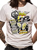 Aerosmith White Dimension Official Unisex T-Shirt (White )