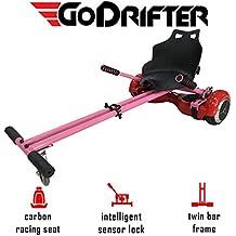 El oficial gohoverkart Cruiser–California rosa