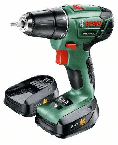 Bosch PSR 1440 LI-2 - Taladro sin cables 14