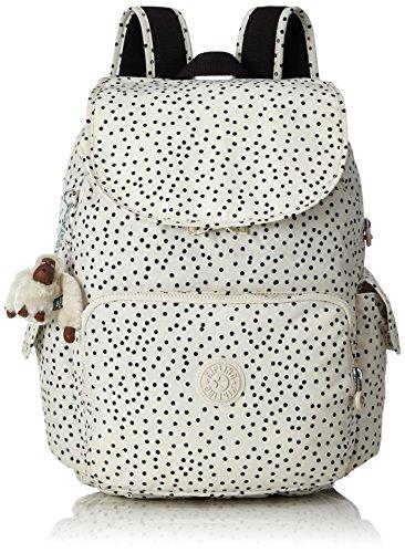 Kipling City Pack L Mochila Grande, 24 Litros, Color Soft Dot (Multicolor)