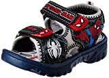 #3: Spiderman Boy's Sandals and Floaters
