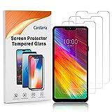 Cardana | 3X bruchsicheres Panzerglas für LG G7 ThinQ | Schutzfolie aus 9H Echt Glas
