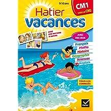 Cahier de vacances du CM1 vers le CM2