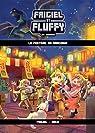 Frigiel et Fluffy, Les Origines, tome 3 : Le Festival de Dragonia par Frigiel