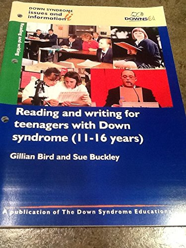Download Reading And Writing For Teenagers With Down Syndrome 11