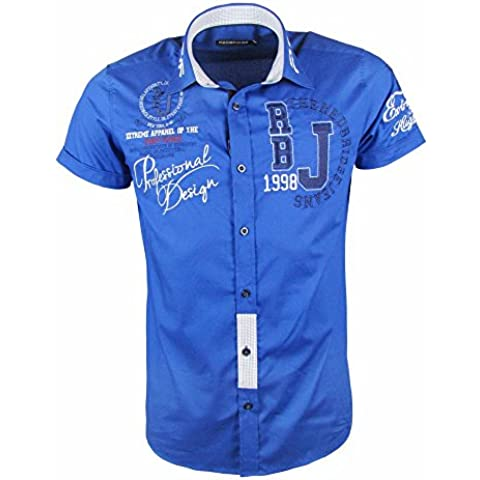 Camicia REDBRIDGE - Design professionale - blu scuro grandezza 5XL