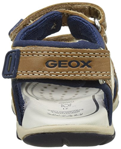 Geox B Sandal Agasim Boy F, Scarpe Primi Passi Bimbo: Amazon