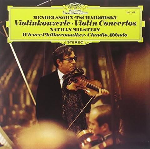 Tchaikovsky/Mendelssohn:Violin [Import