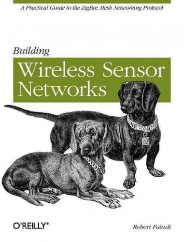 Building Wireless Sensor Networks: with ZigBee. XBee. Arduino. and Processing 1st (first) edition Text Only