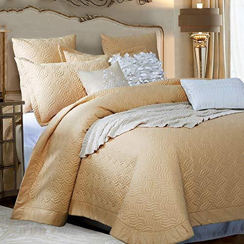 Kitzen Quilt Bedspread, Baumwoll Bett Deckel Bettdecke/Quilt 3-Teilige Sets, Sommer Quilt/Decke Twin Size - Twin-bettdecken Sets